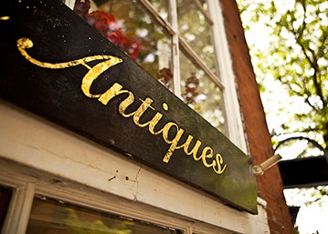 Over 15 participating locations during Antique Week in Lincoln City on the Central Oregon Coast